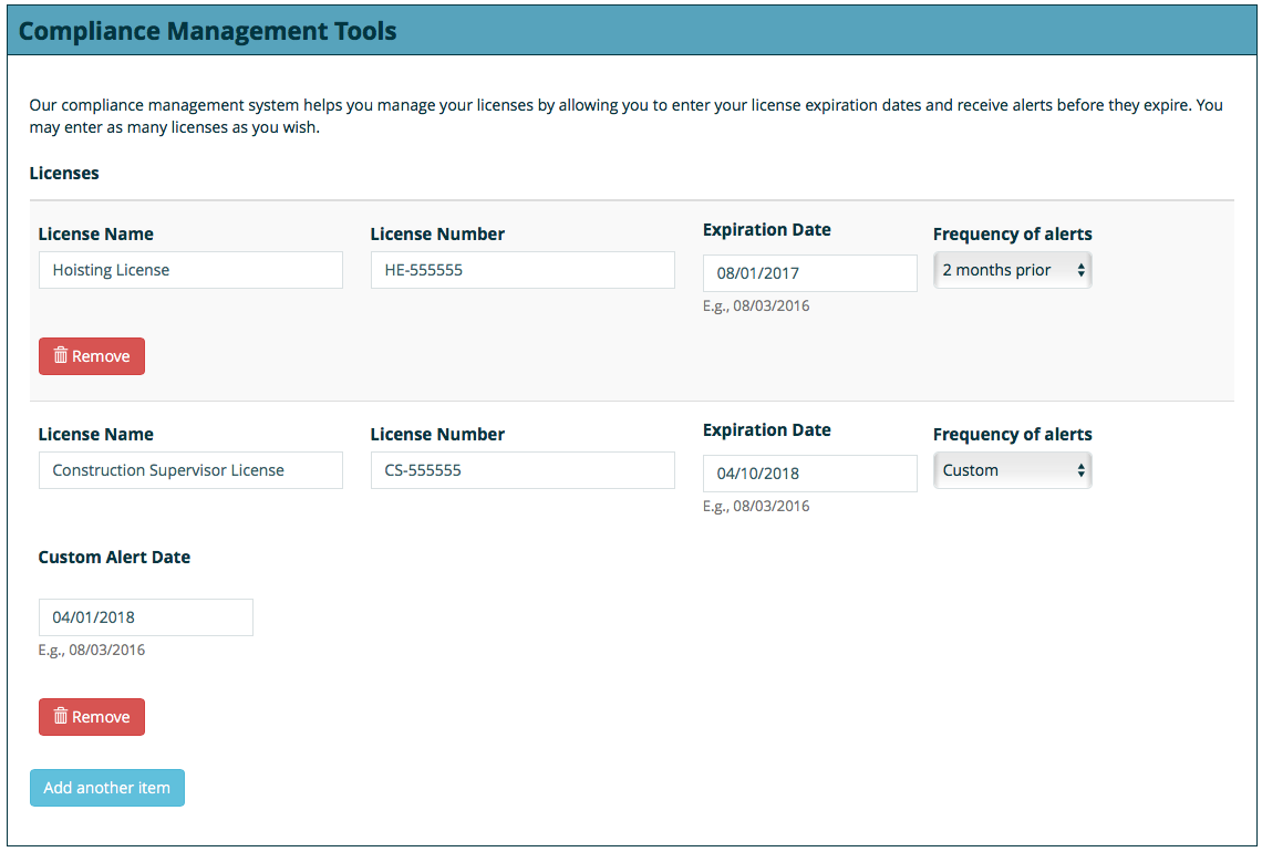 Compliance Management Tools